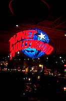 Planet Hollywood bar at the Mall of America.  Bloomington Minnesota USA