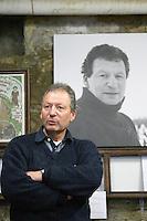 Edmond Monnot owner dom e monnot & f santenay cote de beaune burgundy france