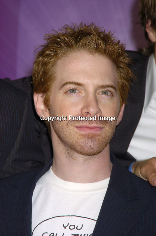 Seth Green of Four Kings ..at The NBC Universal Upfront announcement of their new Fall Schedule on May 16, 2005 at Radio City Music Hall. ..Photo by Robin Platzer, Twin Images