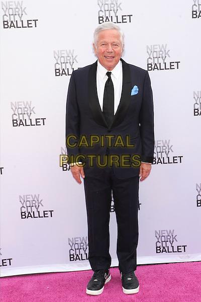 NEW YORK, NY - SEPTEMBER 20: Robert Kraft attends  New York City Ballet 2016 Fall Gala at David H. Koch Theater on September 20, 2016 in New York City. <br /> CAP/MPI99<br /> &copy;MPI99/Capital Pictures