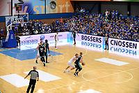 LEEUWARDEN - Basketbal, Donar - Estudiantes, Kalverdijkje, Champions League,  29-09-2017, vol kalverdijkje