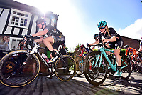 Picture by Allan McKenzie/SWpix.com - 14/05/2017 - Cycling - HSBC UK British Cycling -  National Women's Road Series - Lincoln Grand Prix<br />