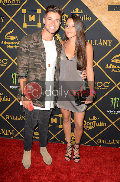 Jake Miller<br /> at the 2016 Maxim Hot 100 Party, Hollywood Palladium, Hollywood, CA 07-30-16<br /> David Edwards/DailyCeleb.com 818-249-4998