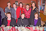 The Inny Tavern in Dromid was the venue for the Dromid ICA Community Christmas Party pictured here front l-r; Mary Fitzgerald, Mary O'Shea, Maura O'Sullivan, back l-r; Betty Kelly, Maureen Murphy, Helen O'Sullivan, Eileen O'Sullivan & Rita O'Sullivan.