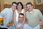 Deco Kenna with friends and family at his 21st in the Thatch..Photo NEWSFILE/Jenny Matthews.(Photo credit should read Jenny Matthews/NEWSFILE)....This Picture has been sent you under the condtions enclosed by:.Newsfile Ltd..The Studio,.Millmount Abbey,.Drogheda,.Co Meath..Ireland..Tel: +353(0)41-9871240.Fax: +353(0)41-9871260.GSM: +353(0)86-2500958.email: pictures@newsfile.ie.www.newsfile.ie.FTP: 193.120.102.198.