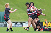 Farrah Palmer Cup Final between Counties Power Heat and Canterbury, played at ECOLight Stadium Pukekohe on Sunday October 29th 2017.<br /> Canterbury won the game 13 - 7 after leading 3 - 0 at halftime.<br /> Photo by Richard Spranger.