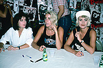Bananarama - Sept 1986 Bananarama - Keren Woodward,<br />