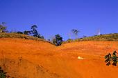 Mata Atlantica, Brazil. Example of erosion near Rio State.