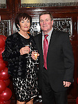 Paddy and Pauline Darby pictured at the Valentine Ball in the Grove House Dunleer. Photo:Colin Bell/pressphotos.ie
