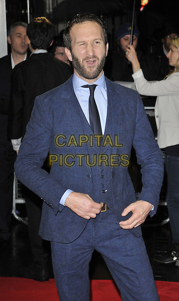 LONDON, ENGLAND - OCTOBER 13: Morgan Matthews attends the &quot;X + Y&quot; official screening, 58th LFF day 6, Odeon West End cinema, Leicester Square, on Monday October 13, 2014 in London, England, UK. <br /> CAP/CAN<br /> &copy;Can Nguyen/Capital Pictures