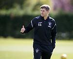 10.08.18 Rangers training: Steven Gerrard