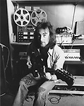 Deep Purple 1975 Roger Glover.© Chris Walter.