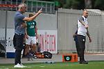 20-07-2019, Hannover, oefenwedstrijd, Duitsland,  coach *Danny Buijs* of FC Groningen,