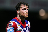 Picture by Alex Whitehead/SWpix.com - 17/03/2017 - Rugby League - Betfred Super League - Leeds Rhinos v Wakefield Trinity - Headingley Carnegie Stadium, Leeds, England - Wakefield's Scott Grix.