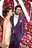 Josh Groban and Schuyler Helford arrives at The 72nd Annual Tony Awards on June 10, 2018 at Radio City Music Hall in New York, New York, USA. <br /> <br /> photo by Robin Platzer/Twin Images<br />  <br /> phone number 212-935-0770