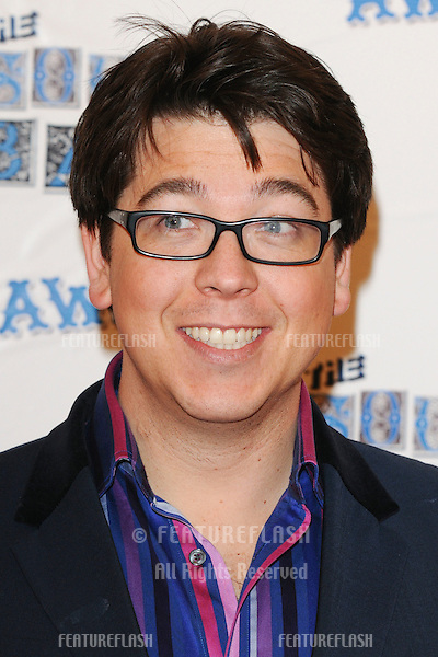 Michael McIntyre arriving for the South Bank Show Awards 2010, the last ever, at the Dorchester Hotel.  26/01/2010  Picture by: Steve Vas / Featureflash