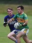 St Mary's Connor Keenan Sean O'Mahony's Stephen Kilcoyne. Photo:Colin Bell/pressphotos.ie