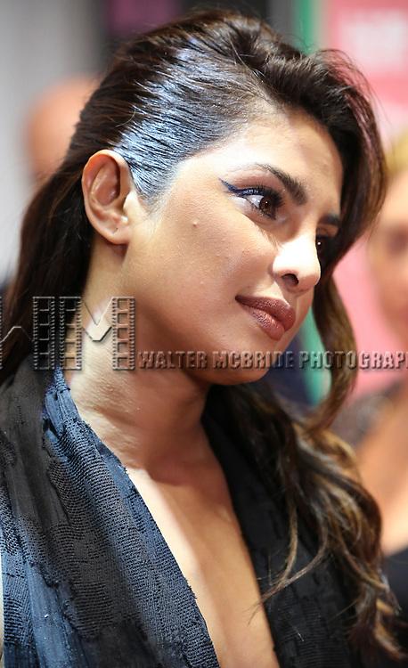 Priyanka Chopra attends the TIFF Soiree during the 2017 Toronto International Film Festival at TIFF Bell Lightbox on September 6, 2017 in Toronto, Canada.