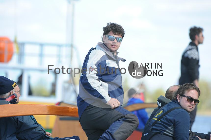 ZEILSPORT: ELAHUIZEN: 29-04-2017, SKS Sprintwedstrijden, ©foto Martin de Jong
