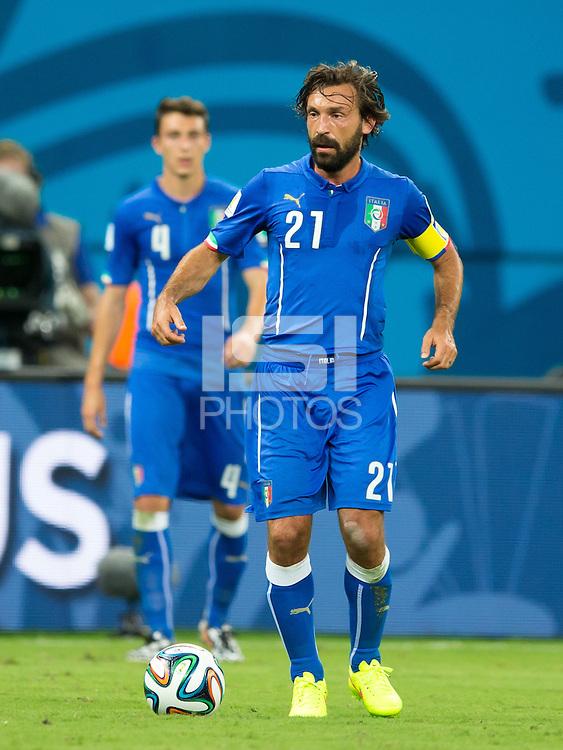 Andrea Pirlo of Italy