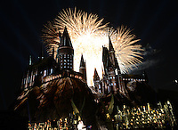 Atmosphere @ the VIP opening for The Wizarding World of Harry Potter held @ the Universal Studiio Hollywood.<br /> April 5, 2016