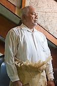 portrait d'un chef wallisien