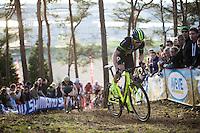 Sven Nys (BEL/Crelan-AAdrinks)<br /> <br /> UCI Cyclocross World Cup Heusden-Zolder 2015