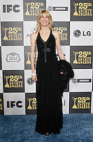 US actress Laura Dern arrives at the 25th Independent Spirit Awards held at the Nokia Theater in Los Angeles on March 5, 2010. The Independent Spirit Awards is a celebration honoring films made by filmmakers who embody independence and originality..Photo by Nina Prommer/Milestone Photo