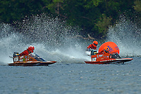 V-94 and X-22   (PRO Outboard Hydroplane)
