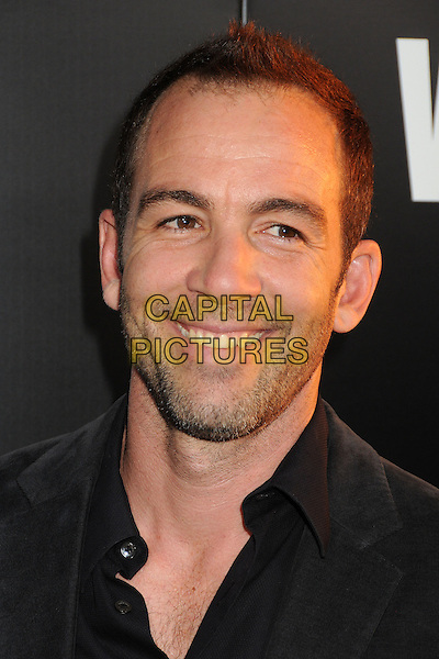 "Bryan Callen.""Warrior"" World Premiere held at Arclight Cinemas, Hollywood, California, USA..September 6th, 2011.headshot portrait black stubble facial hair .CAP/ADM/BP.©Byron Purvis/AdMedia/Capital Pictures."