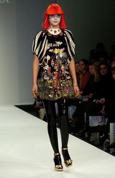 Manish Arora Show London Fashion Week Capital Pictures