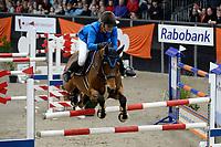 ZUIDBROEK - Paardensport, ICCH Zuidbroek, springen internationaal Grote Prijs , 05-01-2019, Marriet Smit - Hoekstra met U-Bresco Z