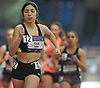 Keily Rivas of Huntington competes in the girls 1-mile race walk event during the New Balance Indoor Nationals at The Armory in New York, NY on Saturday, March 10, 2018. She finished in third place with a time of 7:25.53.