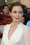 """EMILY BLUNT. World Premiere of Touchstone Pictures' """"Gnomeo & Juliet"""" at the El Capitan Theatre. Los Angeles, CA, USA. January 23, 2011. ©CelphImage"""