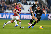 Marko Arnautovic Of West Ham United during West Ham United vs Burnley, Premier League Football at The London Stadium on 3rd November 2018