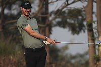 Chris Wood (ENG) in action on the 12th during Round 2 of the Hero Indian Open at the DLF Golf and Country Club on Friday 9th March 2018.<br /> Picture:  Thos Caffrey / www.golffile.ie<br /> <br /> All photo usage must carry mandatory copyright credit (&copy; Golffile | Thos Caffrey)