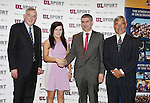 27/10/2015   With Compliments.  Attending the GAA High Performance Scholarships 2015-2016 in the Castletroy Park Hotel were Prof Don Barry, President, UL, Gold Standard Recipient Laurie Ryan, The Banner Club, Clare, a PHD Student in Chemistry, a Clare Ladies Football Captain, O'Connor Cup Champions 2014 & 15, Munster Senior Club Champions 2014 and has 5 Senior Co Championships, Liam Sheedy, Area Manager Midwest Region, Bank of Ireland and Dave Mahedy, Director of Sport, UL. Photograph: Liam Burke/Press 22
