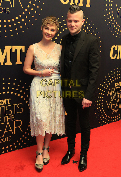 02 December 2015 - Nashville, Tennessee - Clare Bowen. 2015 &quot;CMT Artists of the Year&quot; held at Schermerhorn Symphony Center. <br /> CAP/ADM/BM<br /> &copy;BM/ADM/Capital Pictures