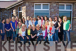 Siobhan Dalys( from Killarney) Hen party held in Dingle on Saturday.Front row Karen Murphy, Siobhan Carroll,Evelyn O Leary,Siobhan Daly,.Elaine Quirke, Anne Marie o? Shea,Jennifer O Sullivan,Christine Creehan..Back  Anne Marie McCarthy,Bridget O' Connor, Marie Fleming,. Caragh Moloney,Catherine Tierney,Thesa Falvey, Magaret O Sullivan,. Pat Fleming,Grainne McGuillicuddy,Helen Brosnsn,Pat McCarthy,.Aisling O' Donoghue,Jose Coffey,Niamh O'Donoghue,Madeoine Griffin,.Lisa Brosnan,Co?ili?n Creehan