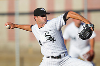 Starting pitcher Ryan Buch #14 of the Bristol White Sox in action against the Greeneville Astros at Boyce Cox Field July 2, 2010, in Bristol, Tennessee.  Photo by Brian Westerholt / Four Seam Images