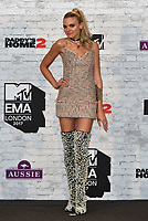 Becca Dudley<br /> MTV EMA Awards 2017 in Wembley, London, England on November 12, 2017<br /> CAP/PL<br /> &copy;Phil Loftus/Capital Pictures