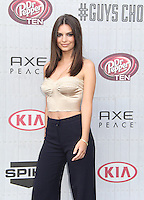 CULVER CITY, CA - JUNE 07: Emily Ratajkowski at Spike TV's 'Guys Choice 2014' at Sony Pictures Studios on June 7, 2014 in Culver City, California. Credit: SP1/Starlitepics