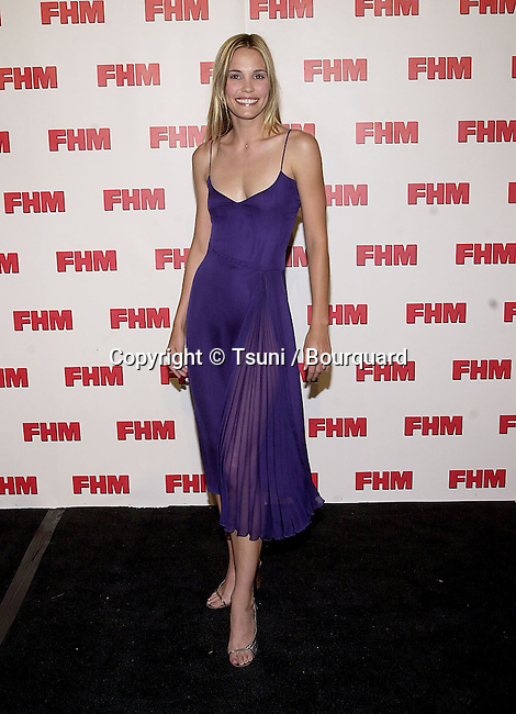 Leslie Bibbs - Popular - arriving at The magazine FHM salutes the 100 sexist women of the world at La Boheme cafe in Los Angeles 5/17/2001  BibbsLeslie_Popular01.JPG