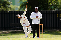 Saeed of Barking during Barking CC (Fielding) vs Redbridge CC, Essex County League Cricket at Mayesbrook Park on 25th May 2019