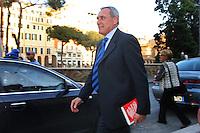 Il Procuratore antimafia Pietro Grasso