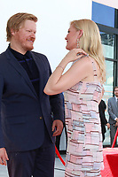 LOS ANGELES - AUG 29:  Jesse Plemons, Kirsten Dunst at the Kirsten Dunst Star Ceremony on the Hollywood Walk of Fame on August 29, 2019 in Los Angeles, CA
