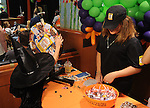 Kids play games at the Little Galleria Halloween Spooktacular presented by MD Anderson Children's Cancer Hospital at The Galleria Sunday Oct. 30,2016.(Dave Rossman photo)
