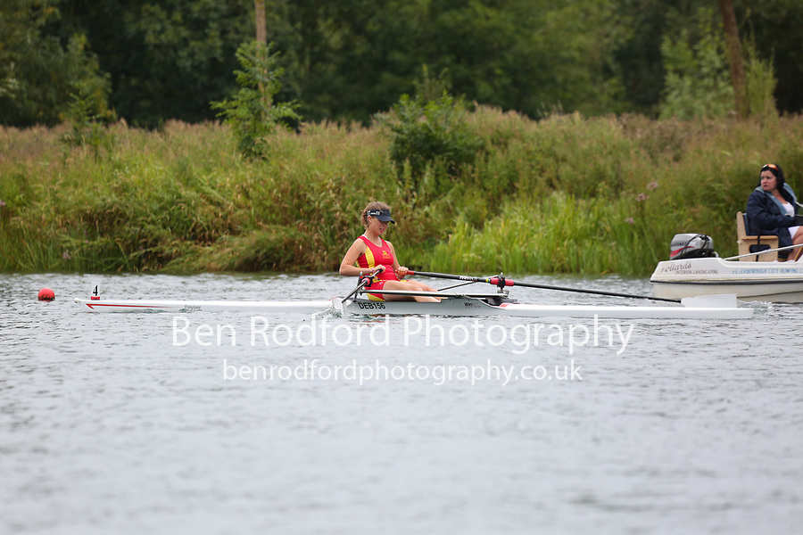 Race: 18  W.J18.1x  Heat 2<br /> <br /> Peterborough Summer Regatta 2018 - Sunday<br /> <br /> To purchase this photo, or to see pricing information for Prints and Downloads, click the blue 'Add to Cart' button at the top-right of the page.