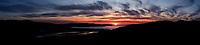 North coast, Sunset somewhere between Durness and Thurso<br /> Scotland May 8th - 19th. Trip across Scotland<br /> Foto Samantha Zucchi Insidefoto