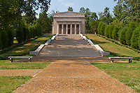 Abraham Lincoln Birthplace National Historic Site Memorial Building, Kentucky.